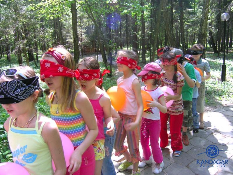 Какие конкурсы с детьми и взрослыми