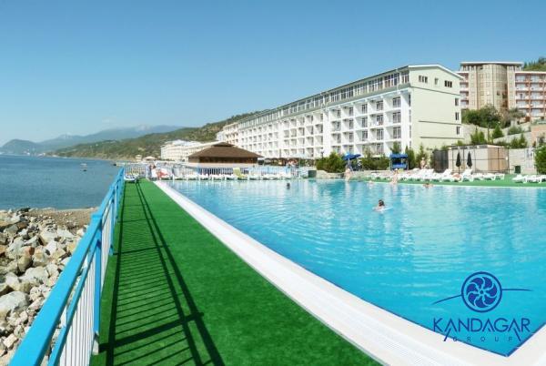 Гостиничный комплекс Hotel Yalta Intourist Ялта-Интурист, г. Ялта. Туроператор Кандагар.