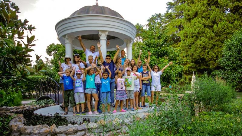 Детский лагерь Твой Кэмп - Your Camp в Крыму
